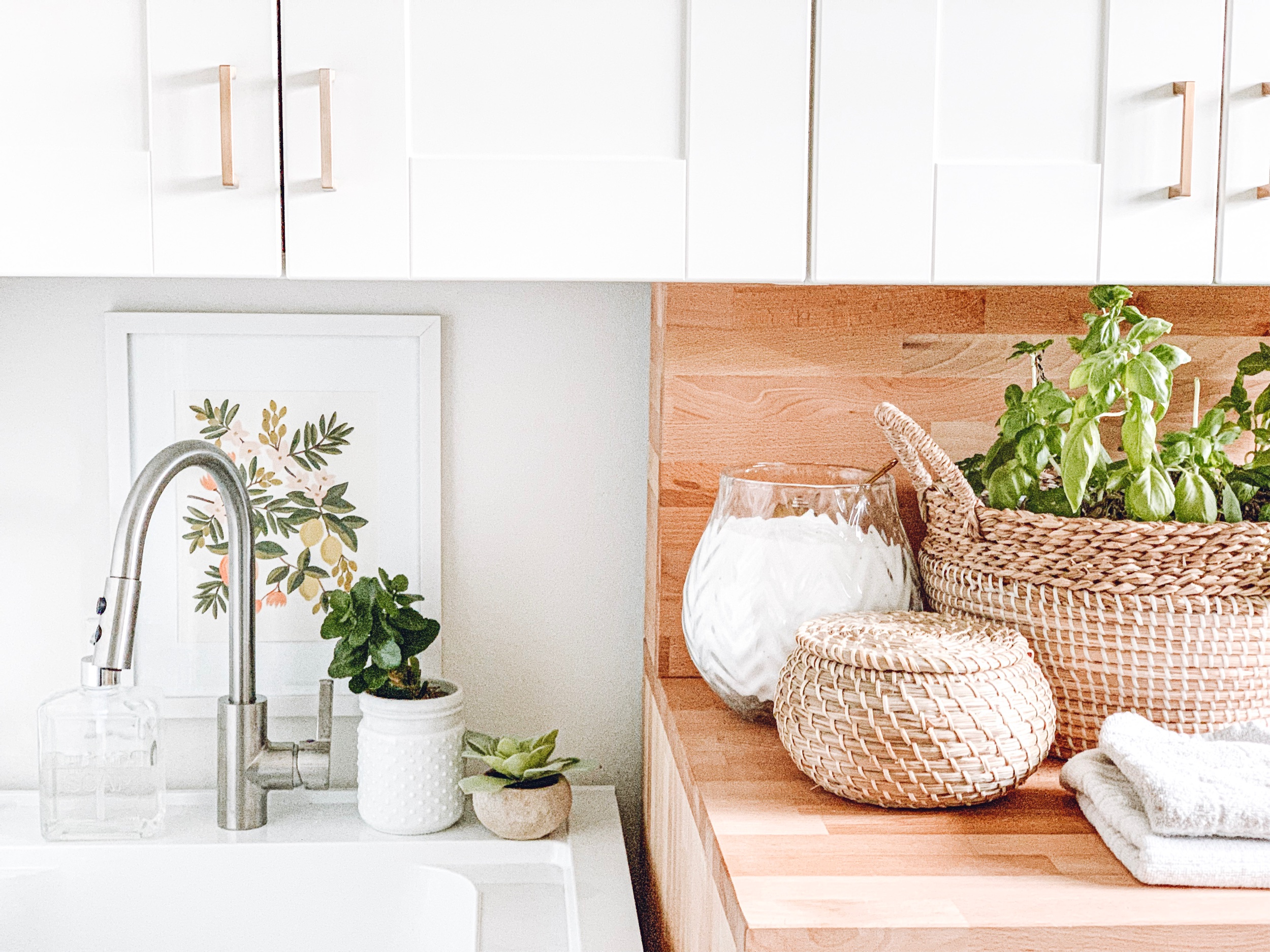 the beauty revival laundry room makeover