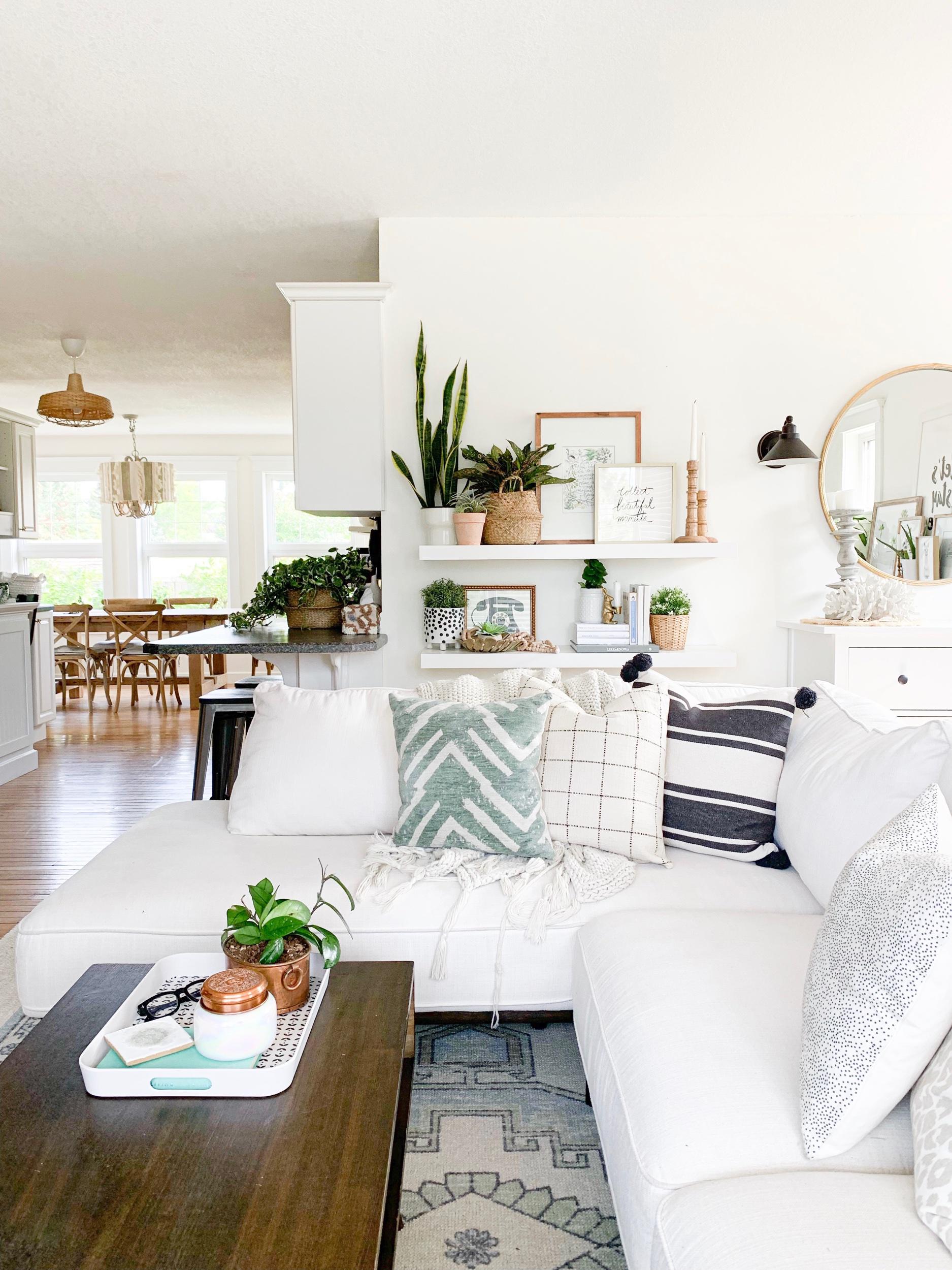 the Beauty Revival Shelf Decor & ohmydearblog