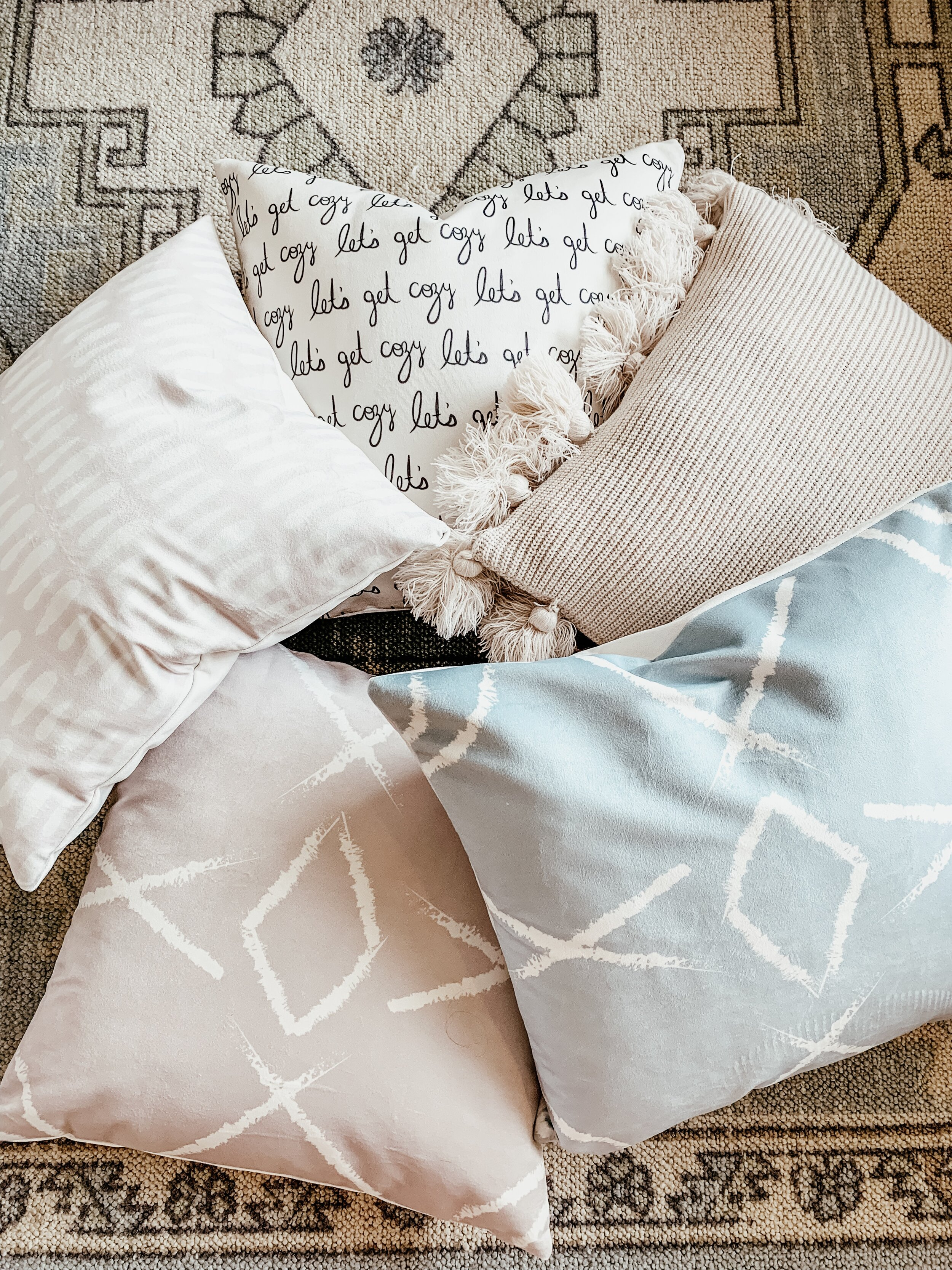 the Beauty Revival Pillow Shop