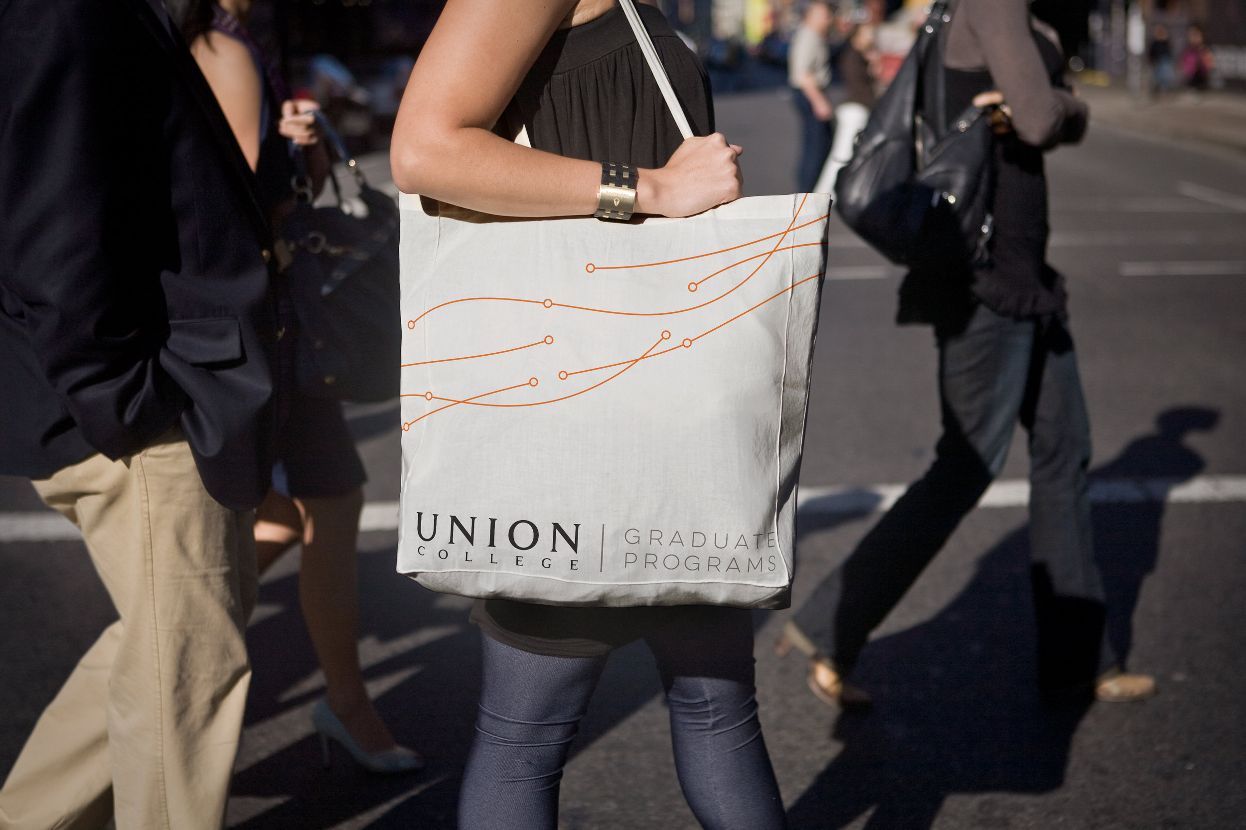 Union College - Branding, Print, Digital