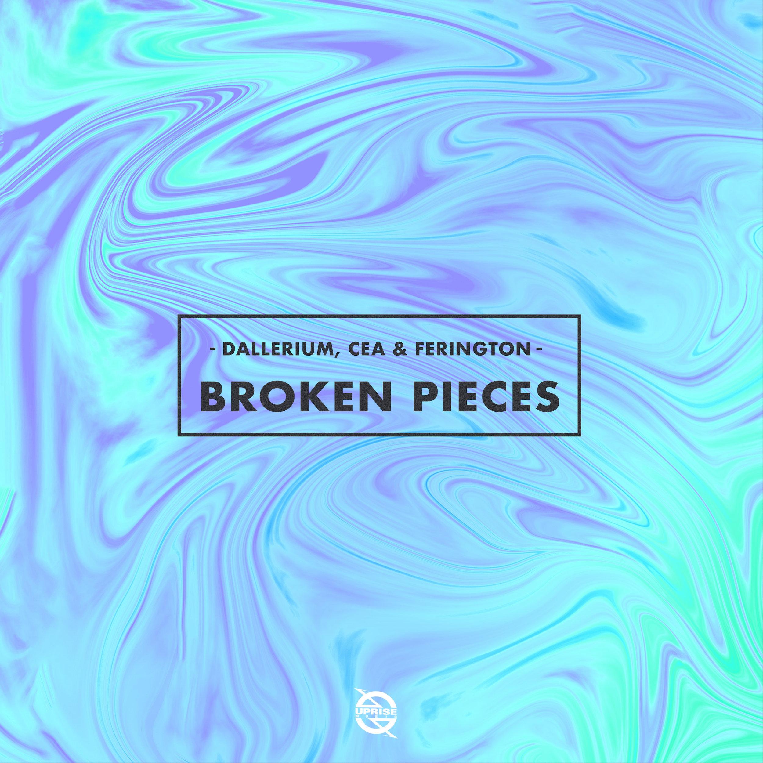 Dallerium, Cea & Ferington - Broken Pieces
