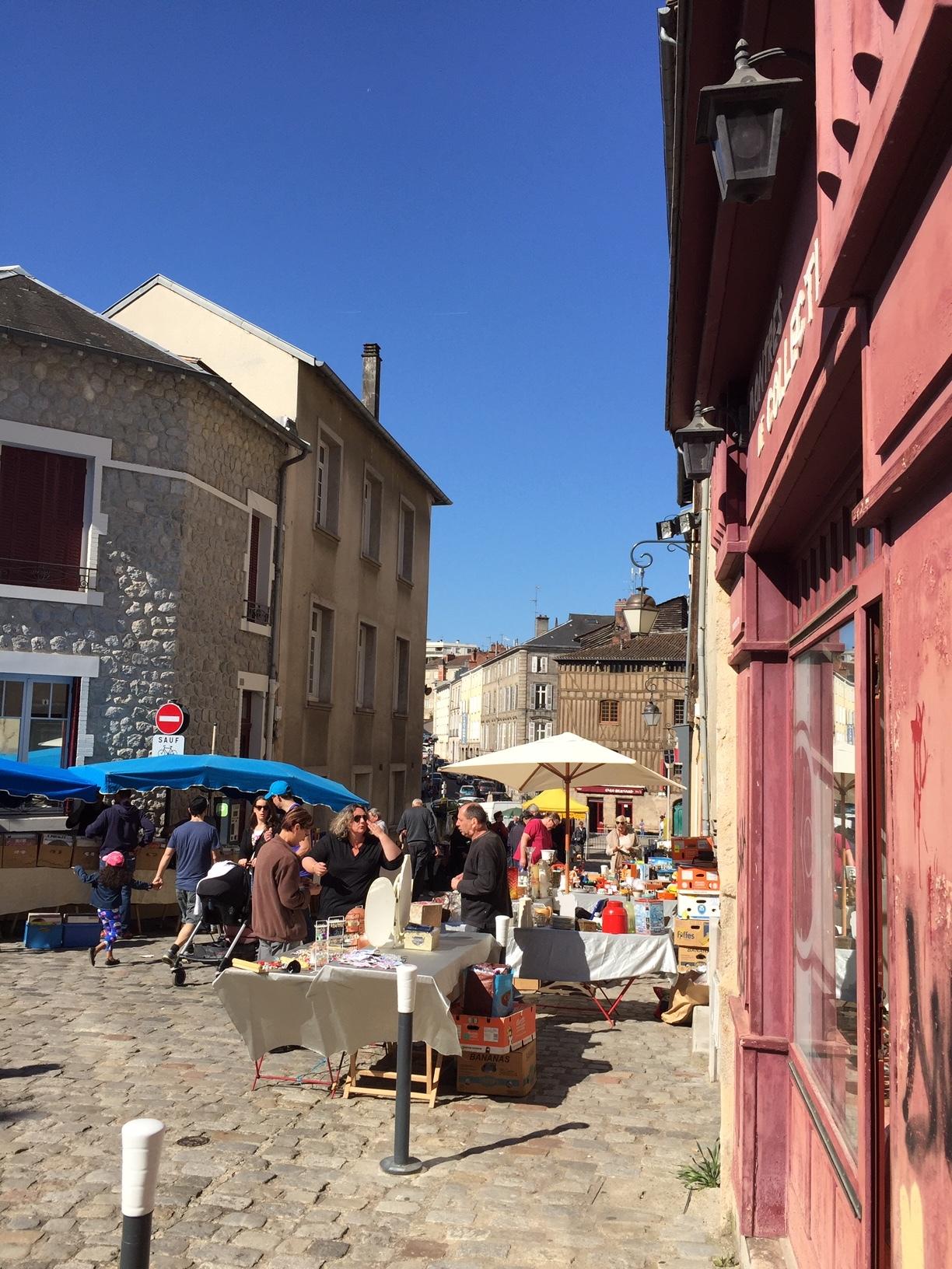 Limoges Brocante