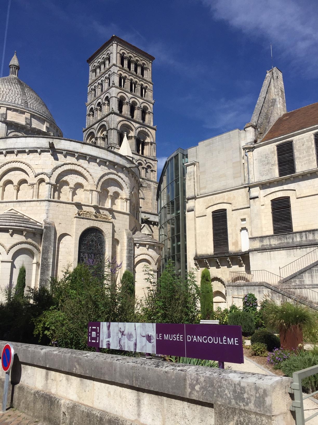 Angouleme Museum