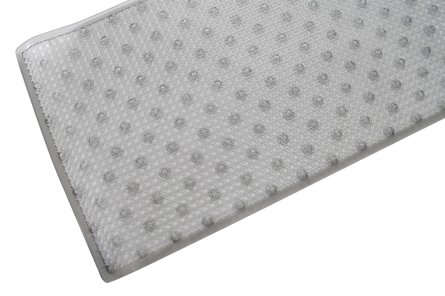 Covert Grey bath mat