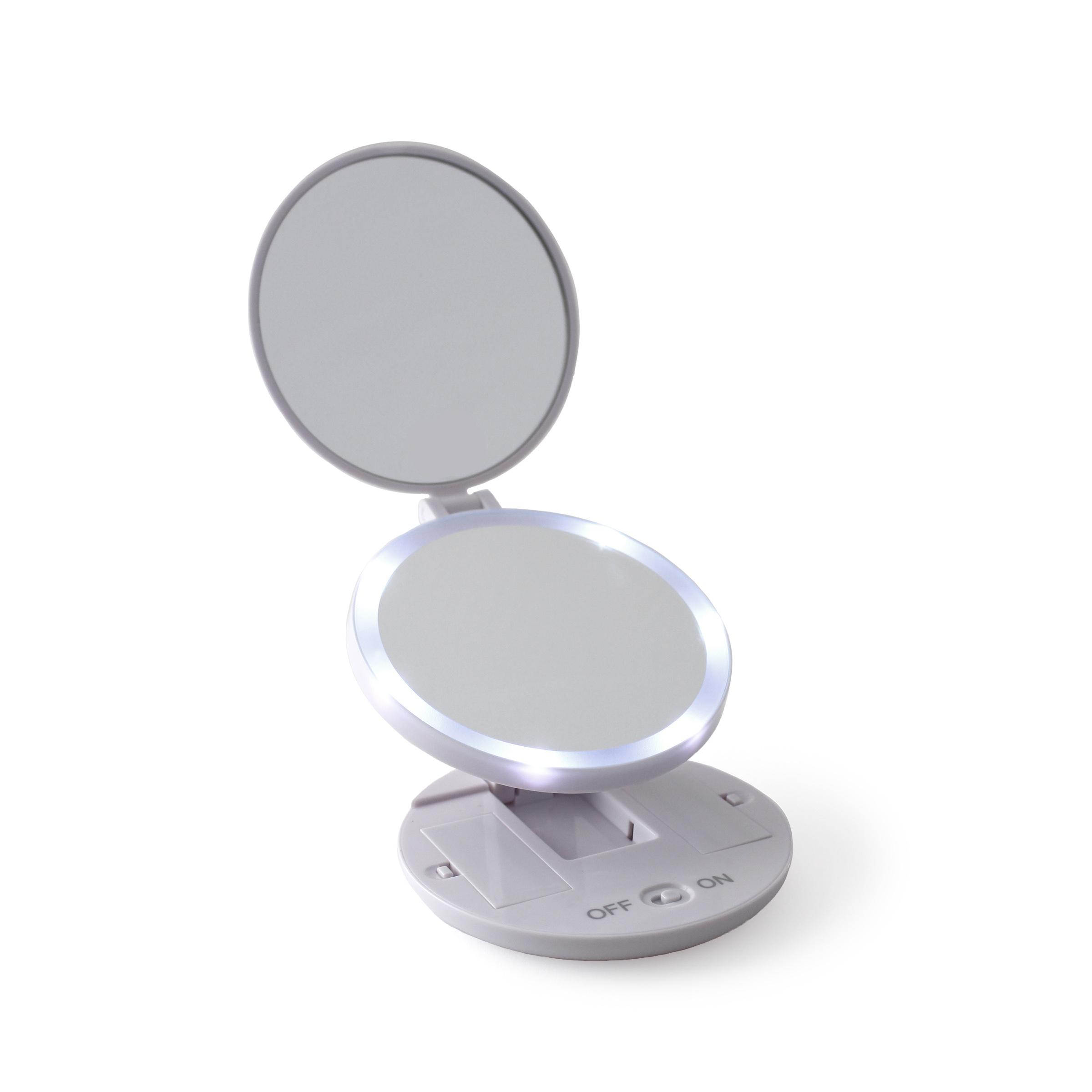 Iona Compact LED Mirror