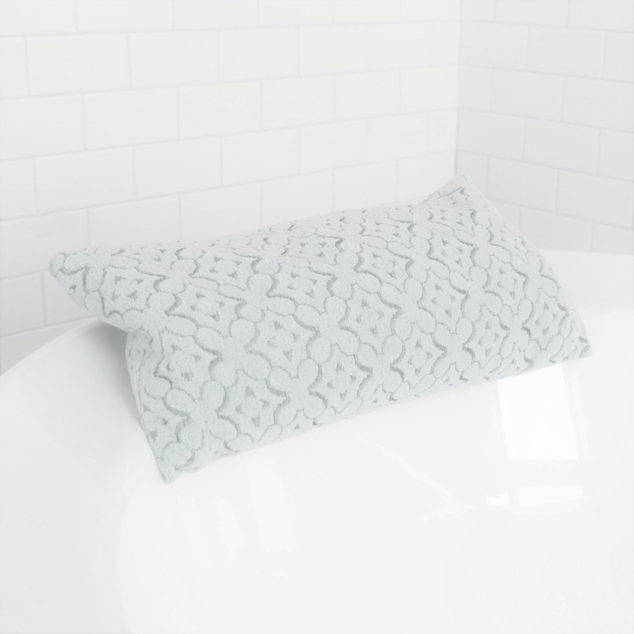 Coussin de bain Sharuz tissu