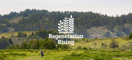 Building a new cohort that is creating a future so that regenerative agriculture is the norm.