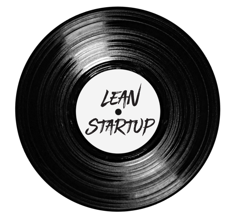 Lean Startup  + Minimal Viable Product + Test early and often + Minimize waste and resources