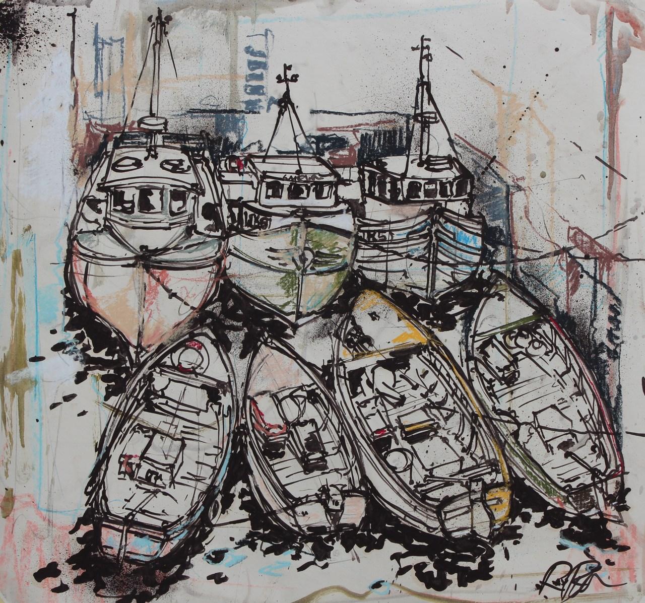 Boats – Hebrides