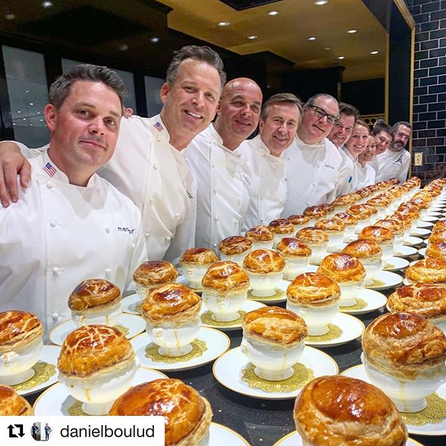 What an incredible weekend cooking with with my closest mentors @danielboulud and @gavinkaysen amongst other legends. Thank you @addisonrestaurant and chefs @chefwilliambradley and @chefstefani and team for your amazing hospitality, beautiful kitchen, organization and patience. @mentorbkb @bocusedor #inspired #humbled  #Repost @danielboulud with @get_repost ・・・ A very special week end for our foundation #mentorbkb in #sandiego with friends & supporters of @mentorbkb thank you @robbreport  @rr1 @addisonrestaurant @fairmontgranddelmar for your welcoming generosity and our sponsors for the support  @kerrcellars @patron @richardmilleamericas @richardmilleofficial @cohibahabana and it was fun to golf and cook with all of you @chefwilliambradley @chefthomaskeller @gavinkaysen @paulbartolotta @freynard @justincogley @cheftimhollingsworth @mingtsai @michellekarrueoka #jeromebocuse @paulbocuse_officiel @chefstefani @travisswikard @cristiekerr @callierestaurant