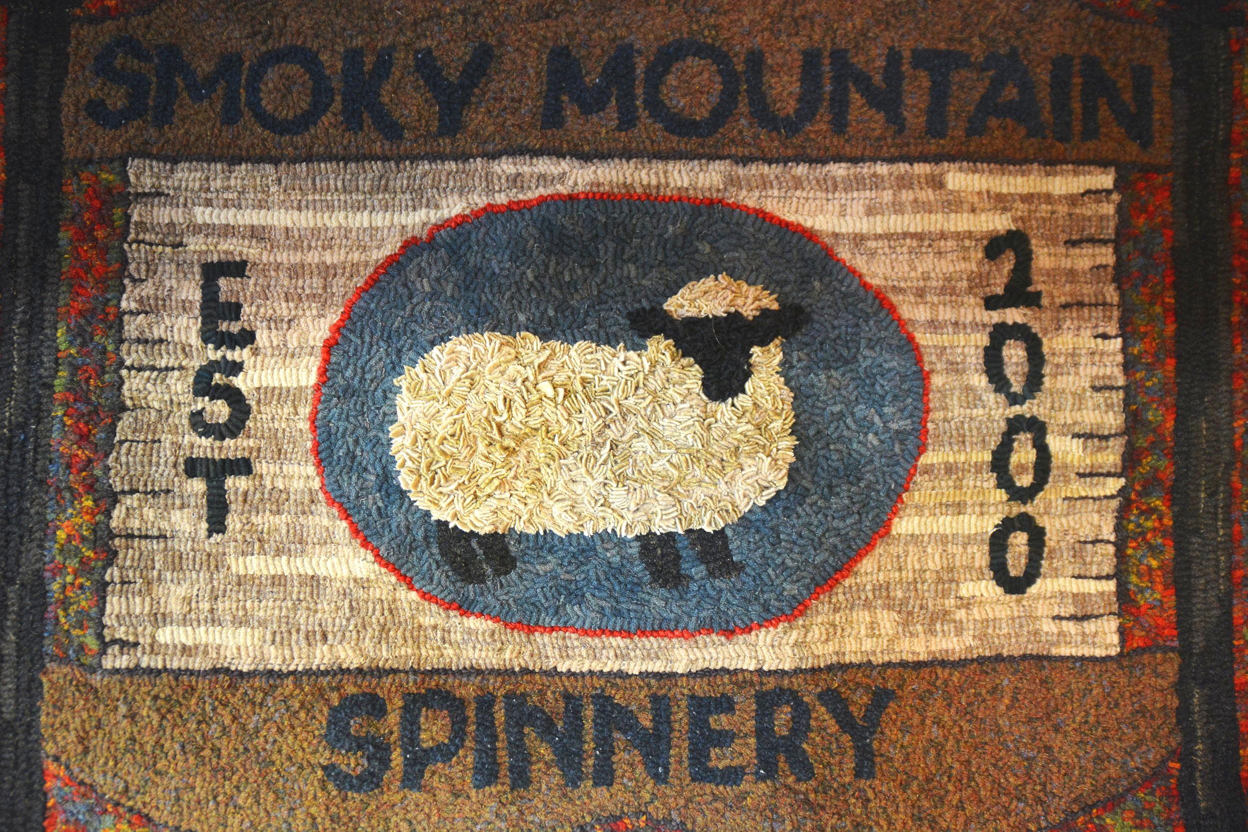 Rug Hook Smoky Mountain Spinnery