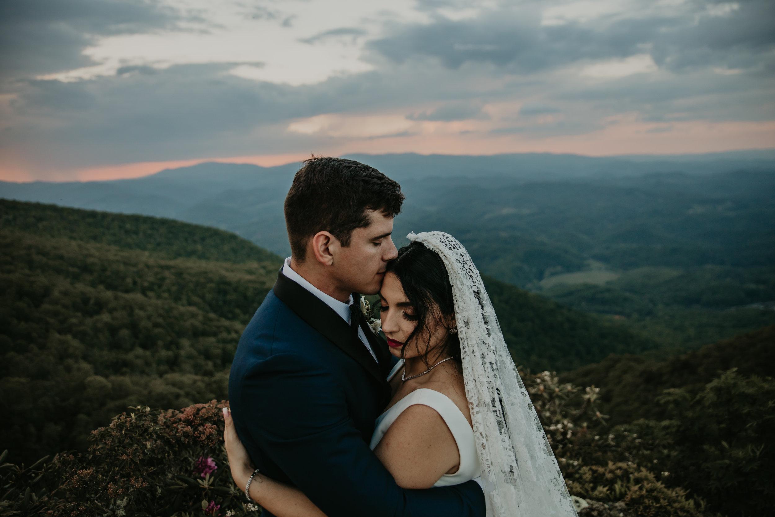 Brandon & Vicky -