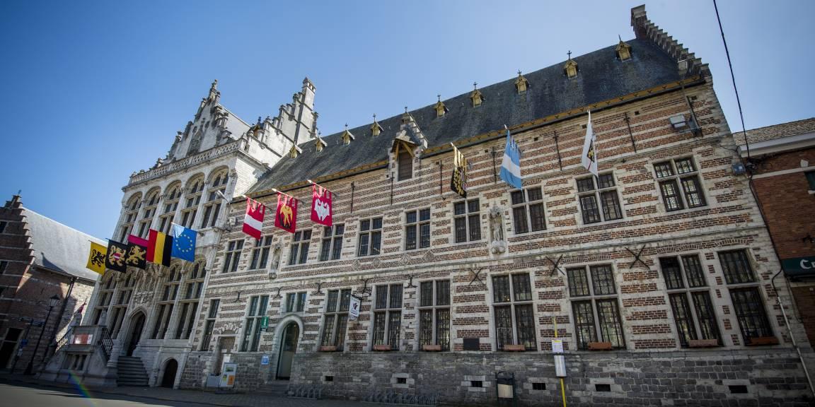 Historisch stadhuis - https://www.zoutleeuw.be/historisch-stadhuis