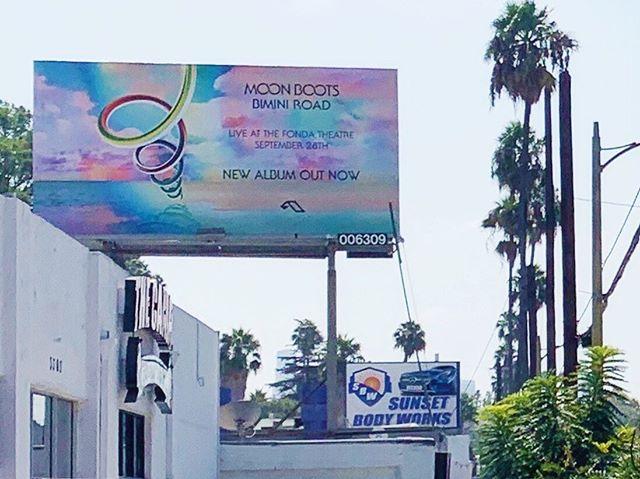 Spotted on Sunset Boulevard!! 👀 👀  @fondatheatre