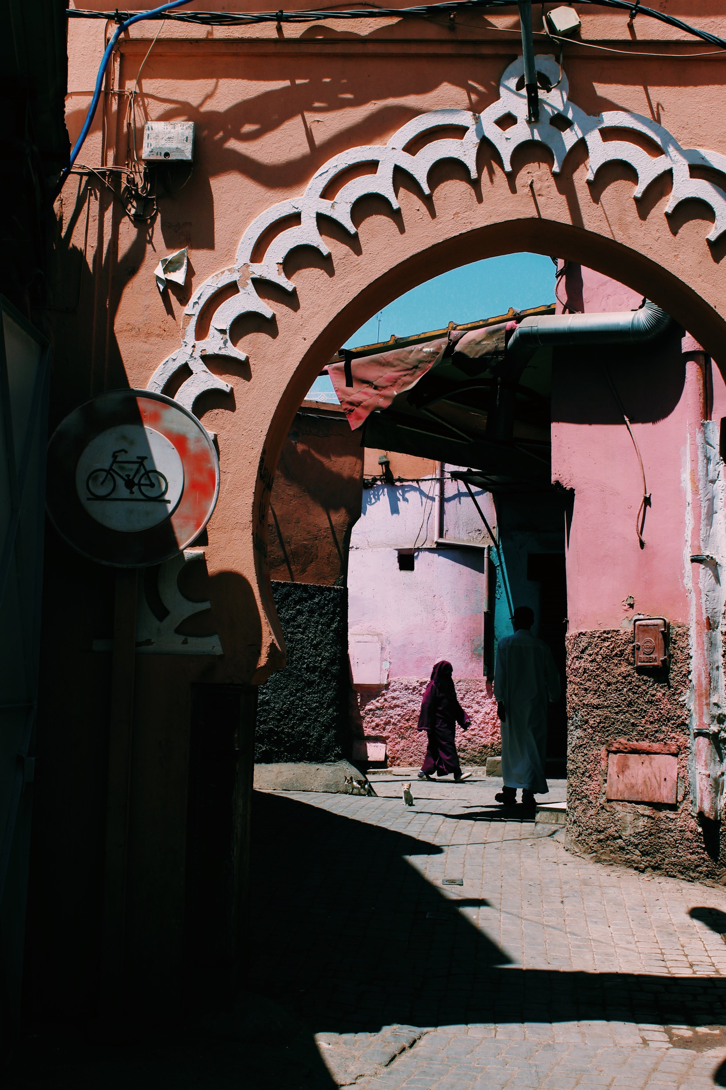 DAY 1: WEDNESDAY MARCH 25, 2020MARRAKECH - Transfer from the airport to your riad nestled in the intriguing walled Medina of Marrakech.Moroccan dinner.Overnight at private riad.Meals included: Dinner (D)