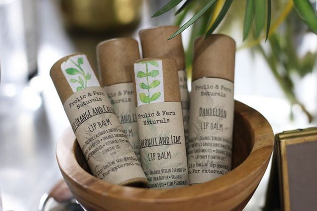 Have you seen our Frolic & Fern stuff yet? We carry a variety of their all natural products😍