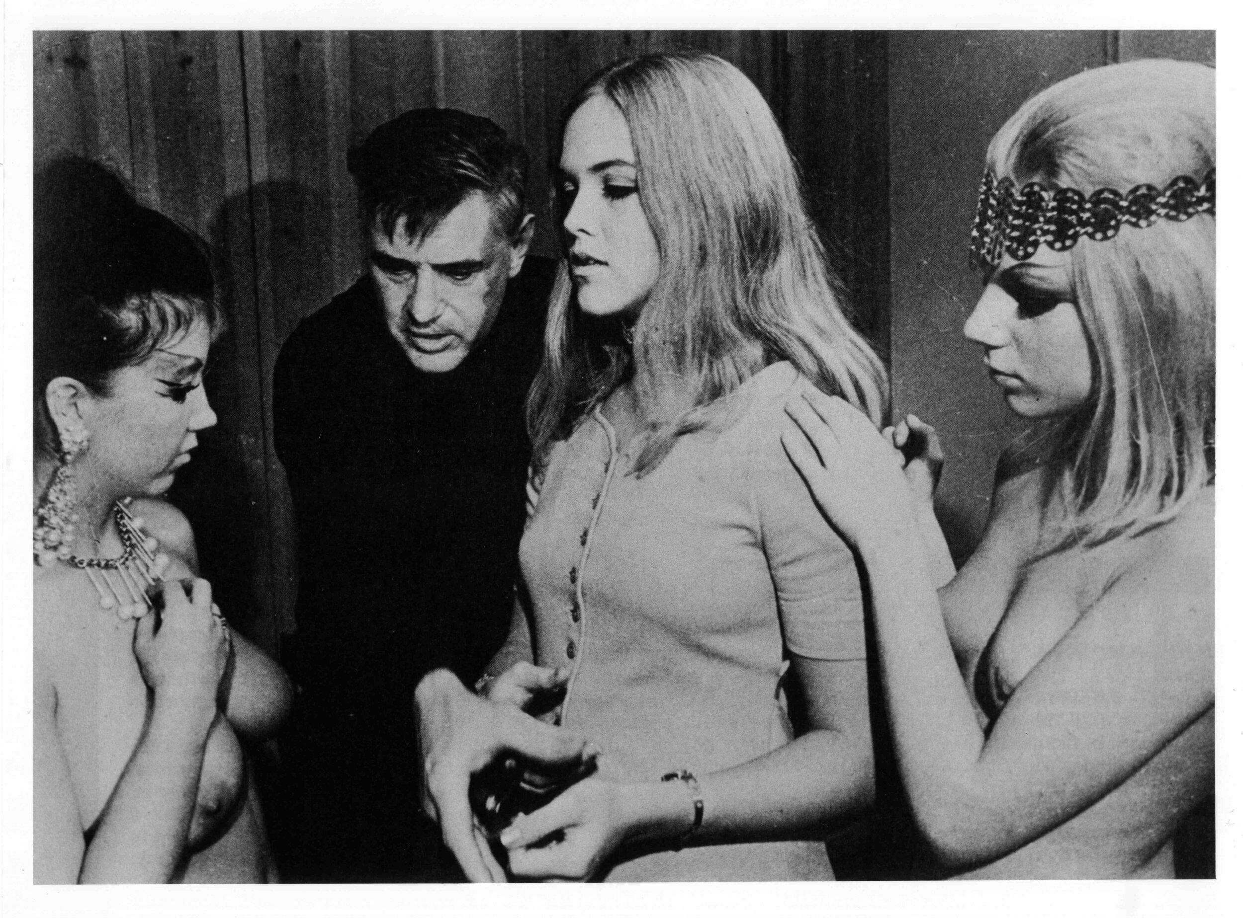 Joe regisserar på 60-talet.jpg