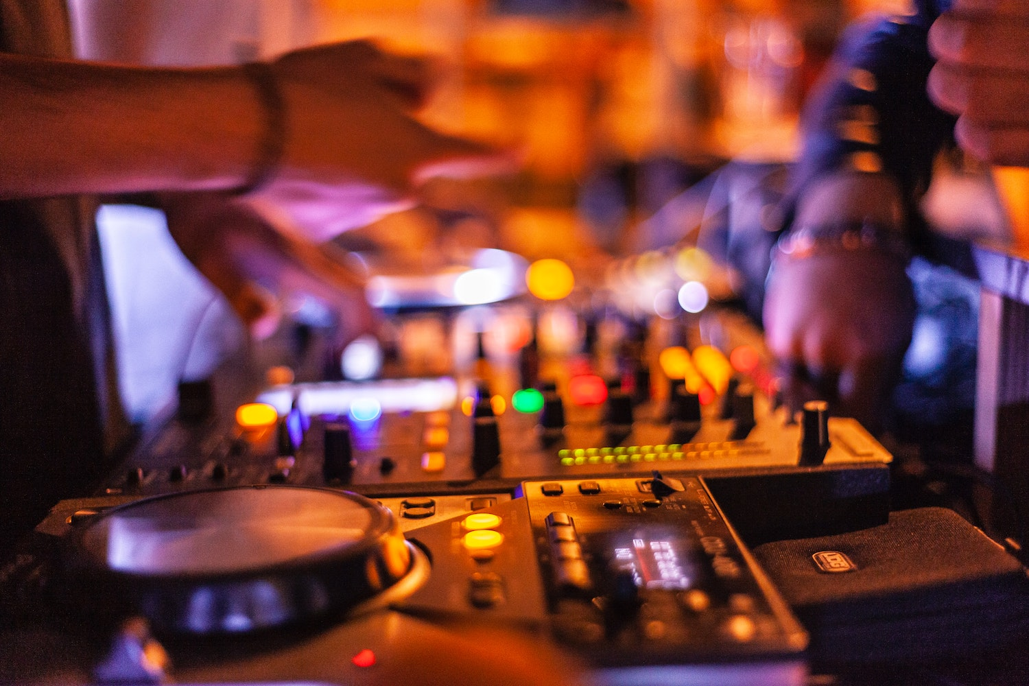 Custom Music - We make sure you approve our playlist before your big day, and tailor it to your favorite genres. This is your party after all, so you should be dancing to your music!