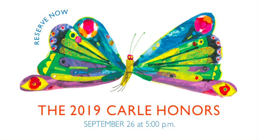 Grace & Alvina will be co-hosting the  Carle Honors !