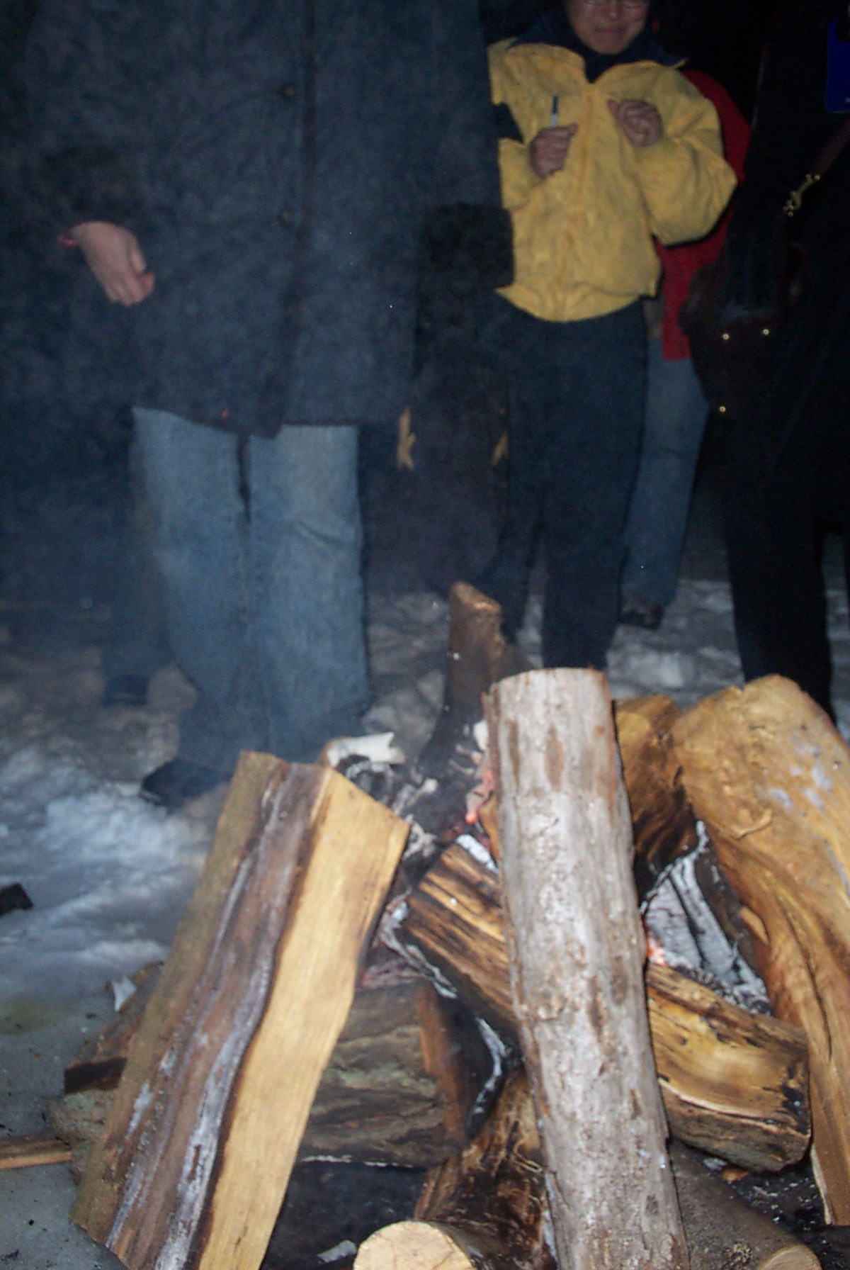 The KW bonfire