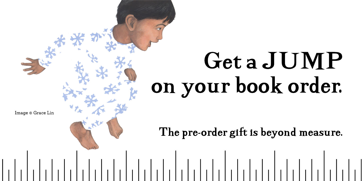 Grace's new book as a wonderful pre-order gift! Order  here !