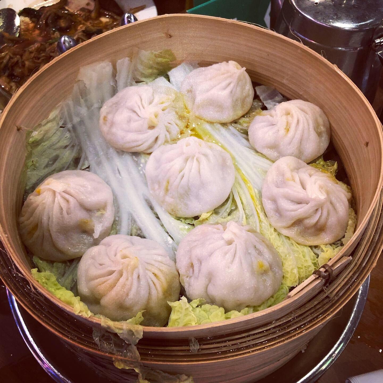Soup dumplings- a BFF favorite!