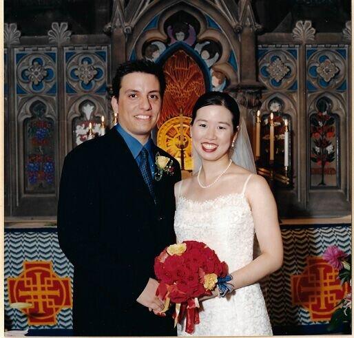 Grace Lin and Robert