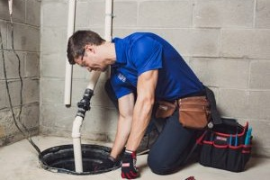 Sump Pump Repair & Install -