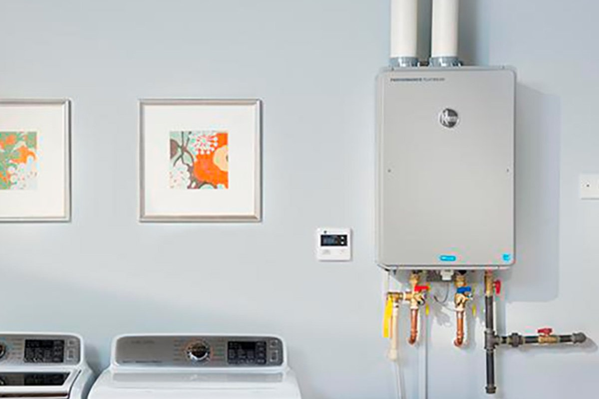 Tankless water Heaters -