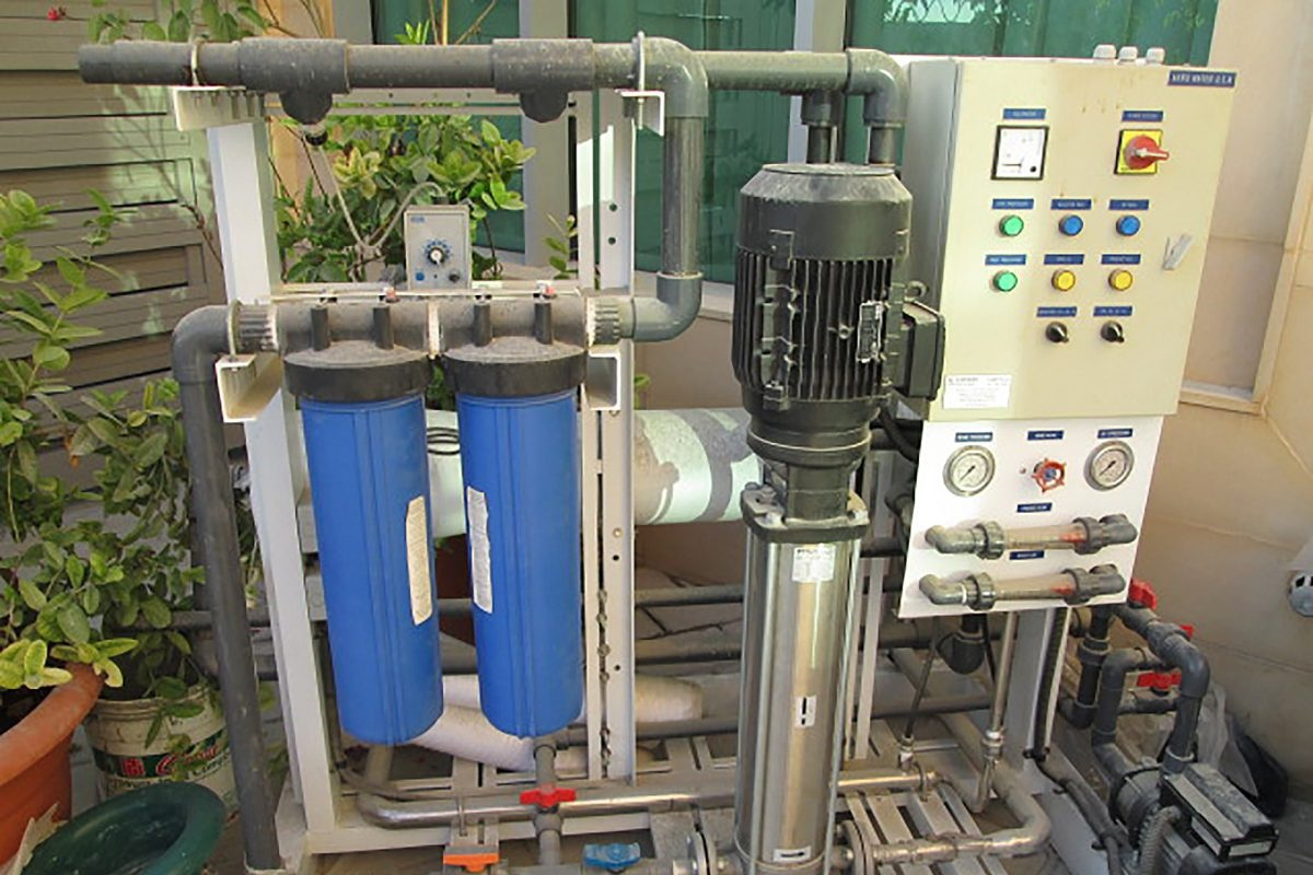Water Treatment Solutions -