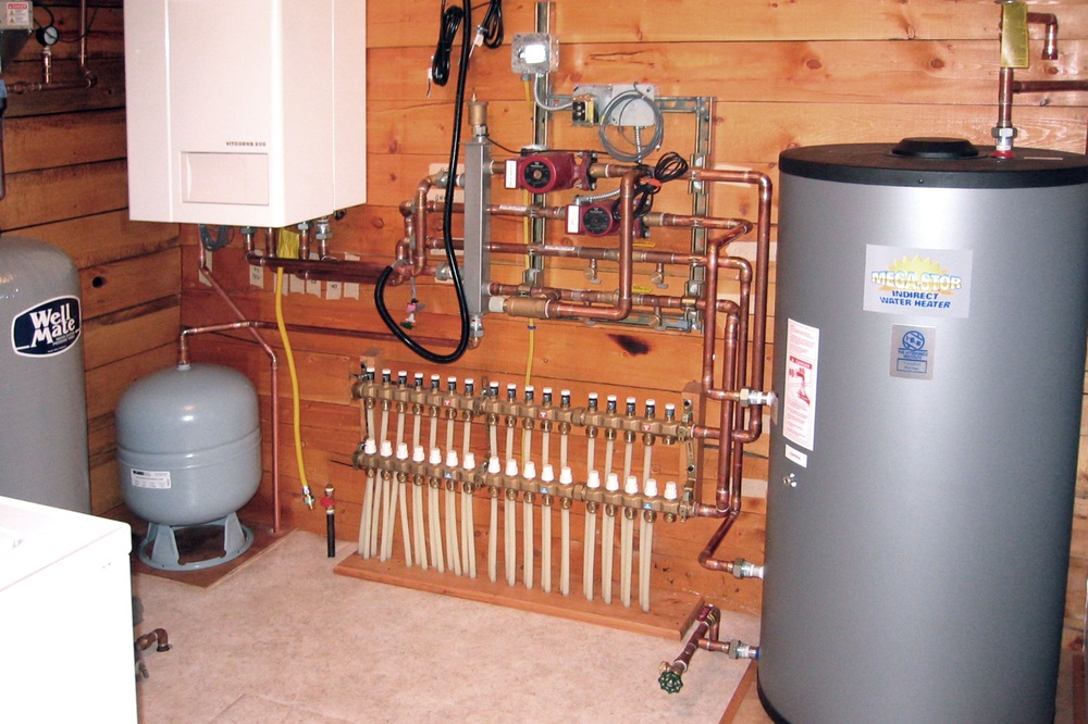 Boilers & Hydronic Heaters -