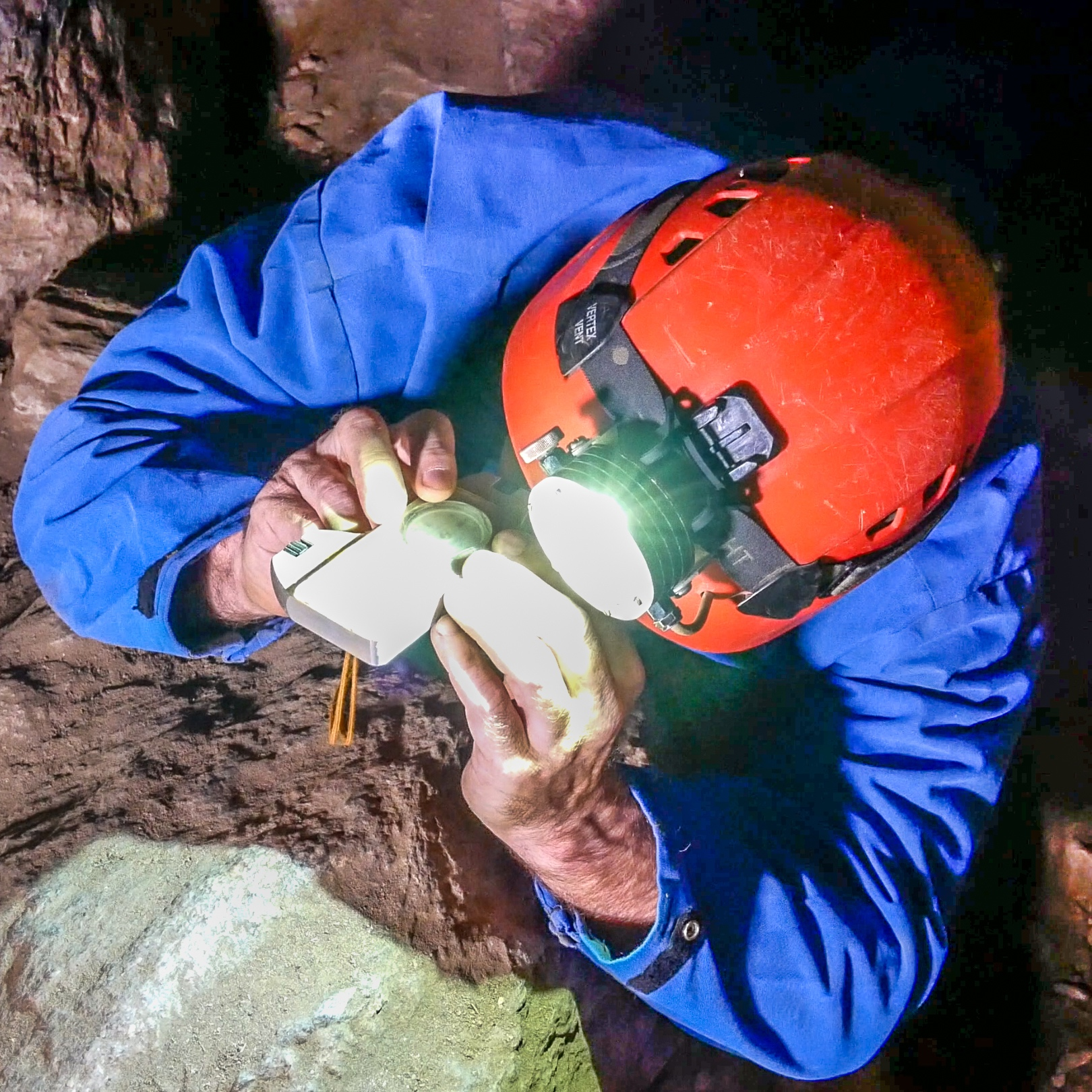 Cave Survey - Exploration and scientific documentation go hand-in-hand. Surveying and publishing new discoveries is the best way to improve our understanding of caves, and better manage and protect them.