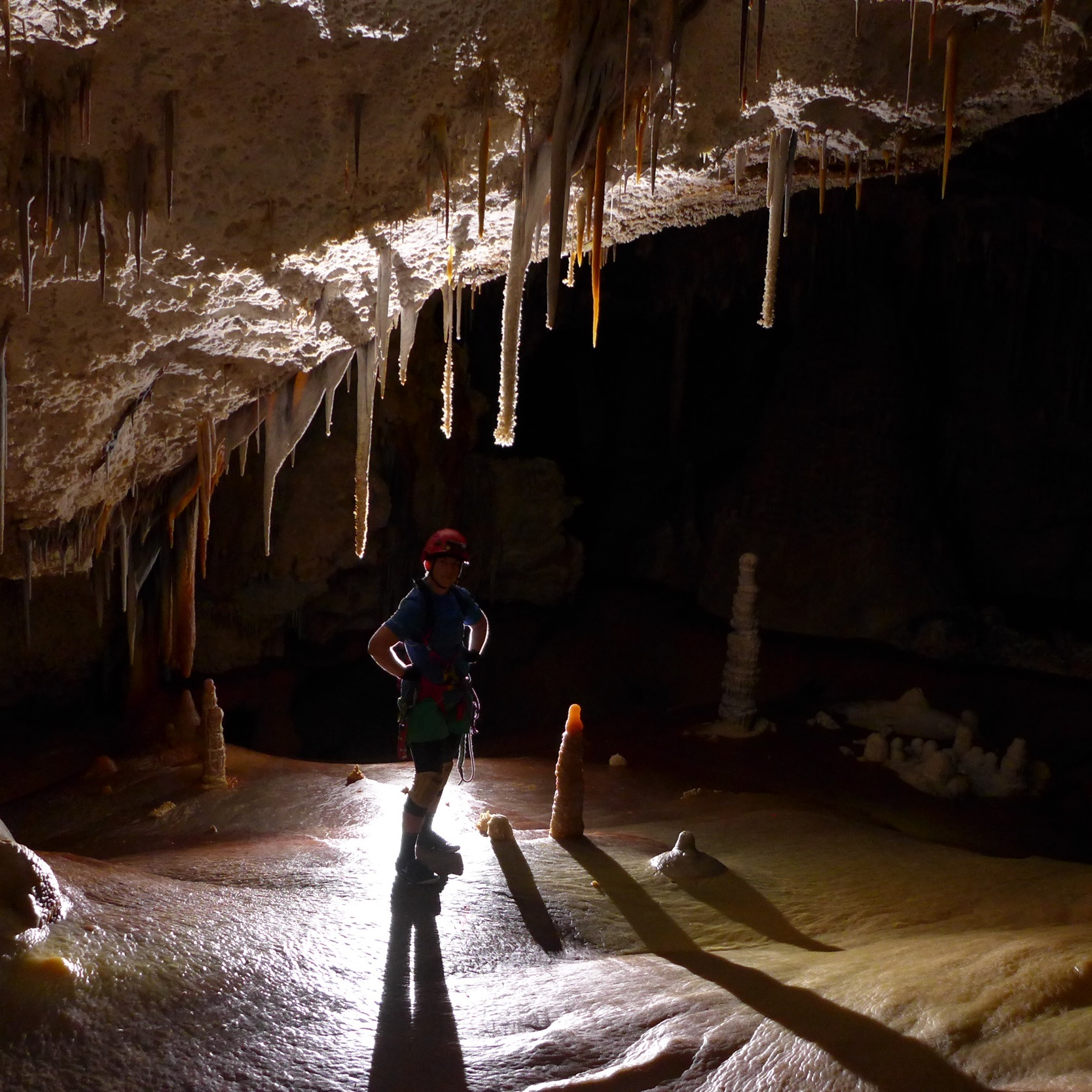 Get started caving - Interested in caving? Figuring out how to get started is often the most difficult part. It usually starts with a grotto (caving club) in your area.