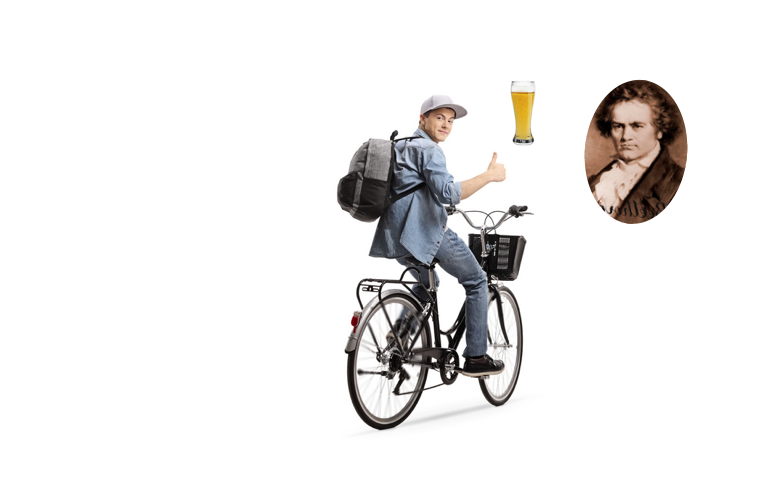 Bikes, Brews, and Beethoven - Sunday, September 15, 1:00 pmRide the towpath from Missing Falls Brewery to Magic City Brewing Company and enjoy beer, small bites, and music at both locations.