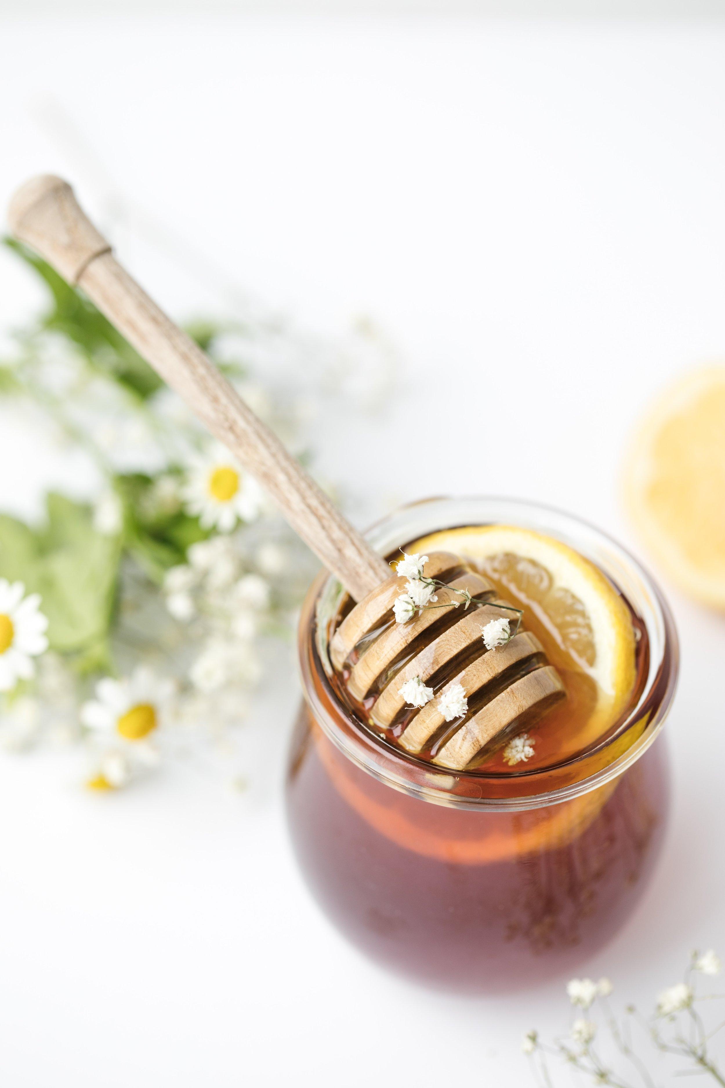 Honey & Maple syrup -