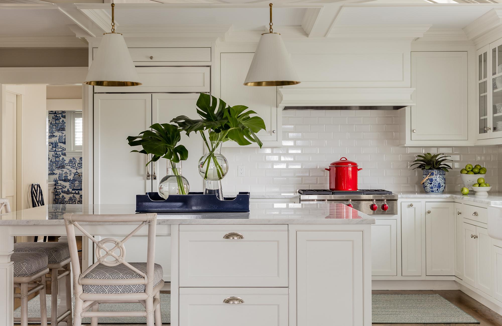 Anita Clark Design, High End Kitchen Renovation in Boston, North Shore, Cape & Islands.