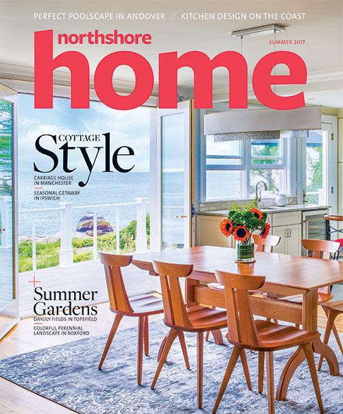 Anita Clark Design - Northshore Home Magazine, Summer 2017