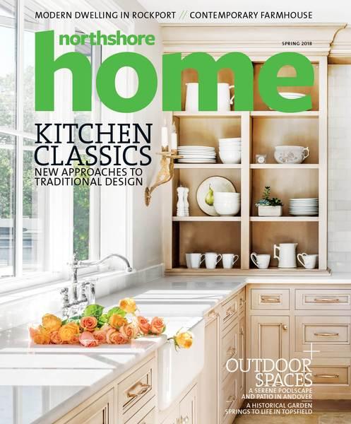 Anita Clark Design - Northshore Home Magazine, Spring 2018