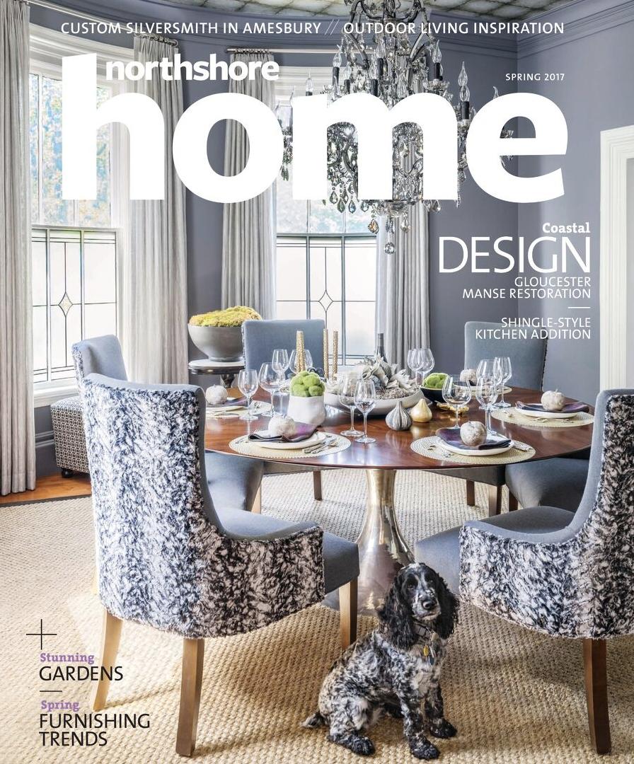 Anita Clark Design - Northshore Home Spring 2017