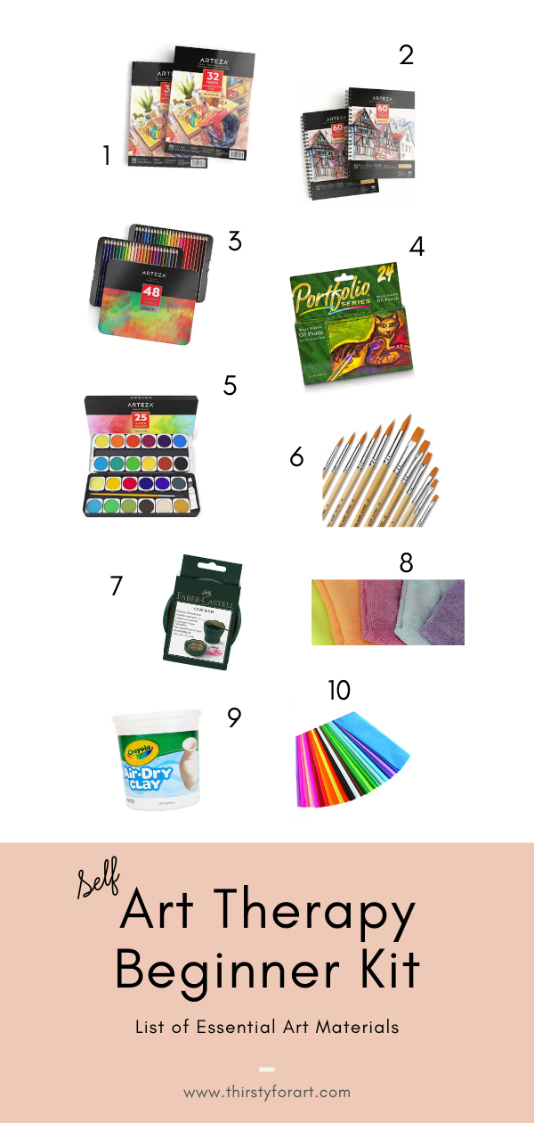 Self Art Therapy Beginner Art Kit.png