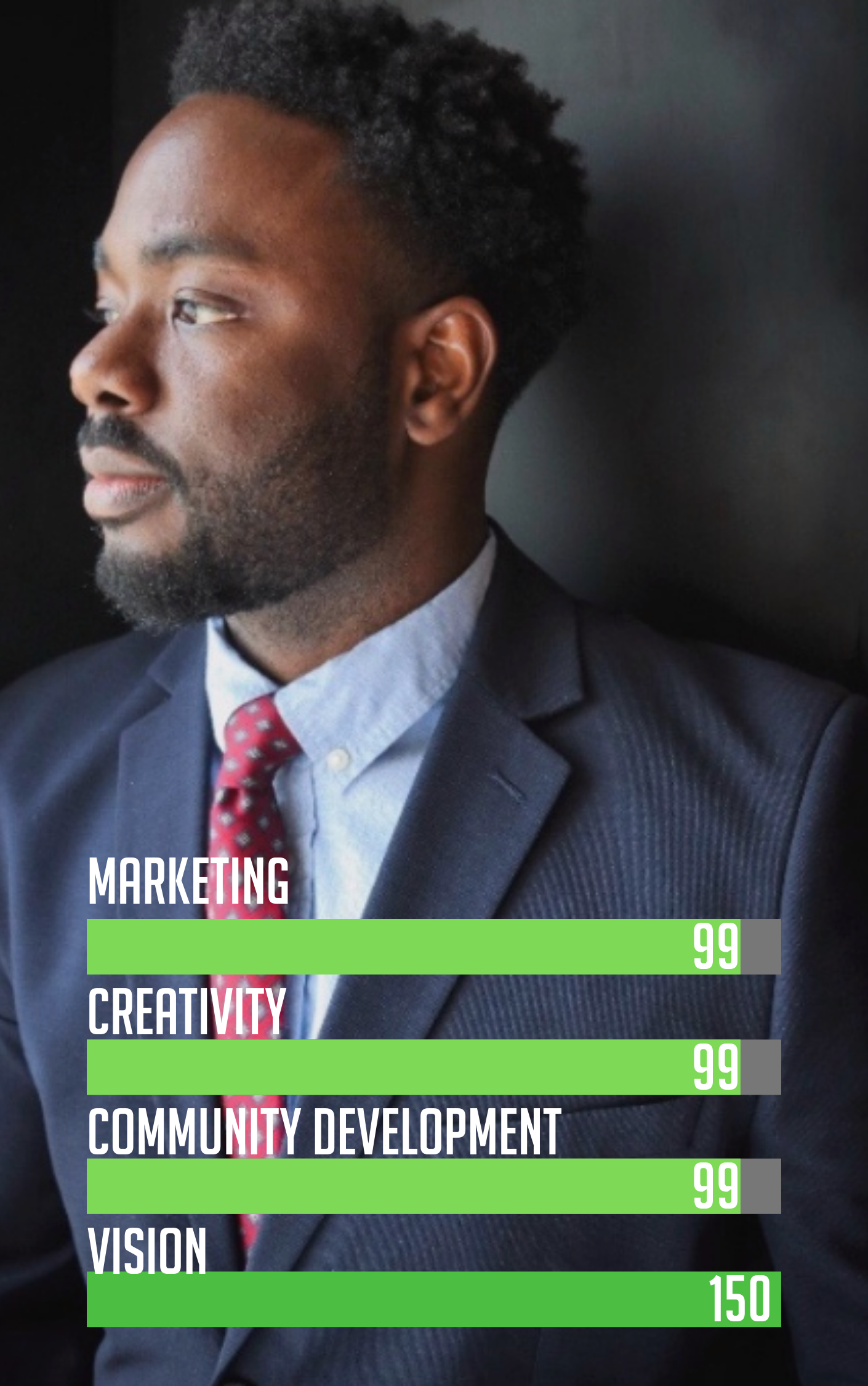 Aubrey Yeboah, MBA - 5+ years in community engagement/outreach, youth education, marketing development, company branding, and go to market strategy.
