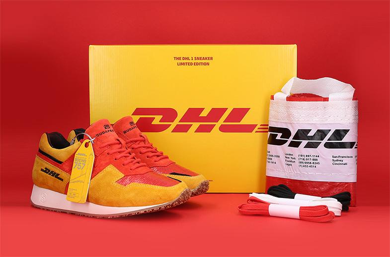MyBudapester X Sonra X Hikmet Sugoer 'DHL 500 Anniversy Sneaker'