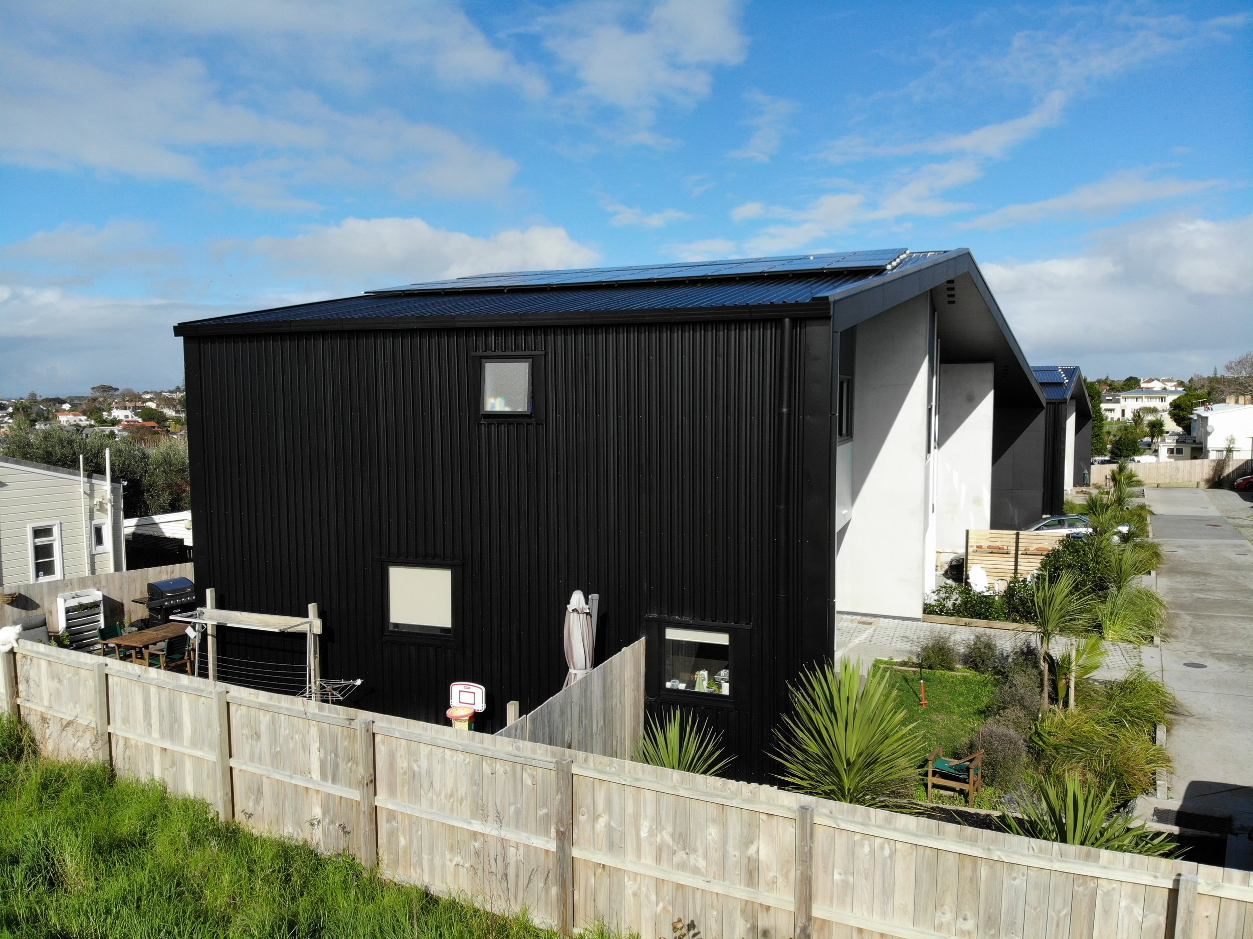 Residential Steel Roofing And Cladding Gallery The