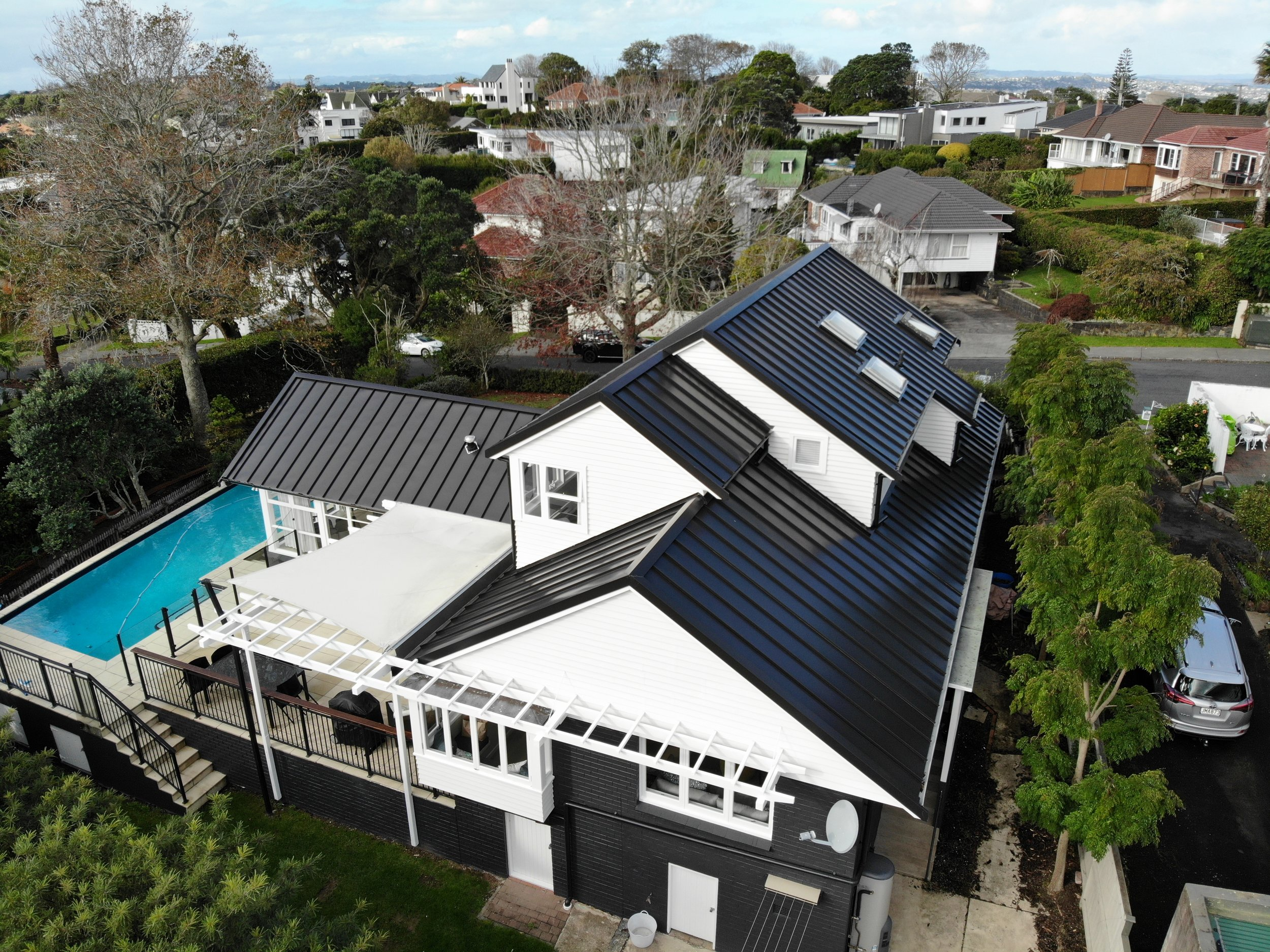 Auckland Re-Roof