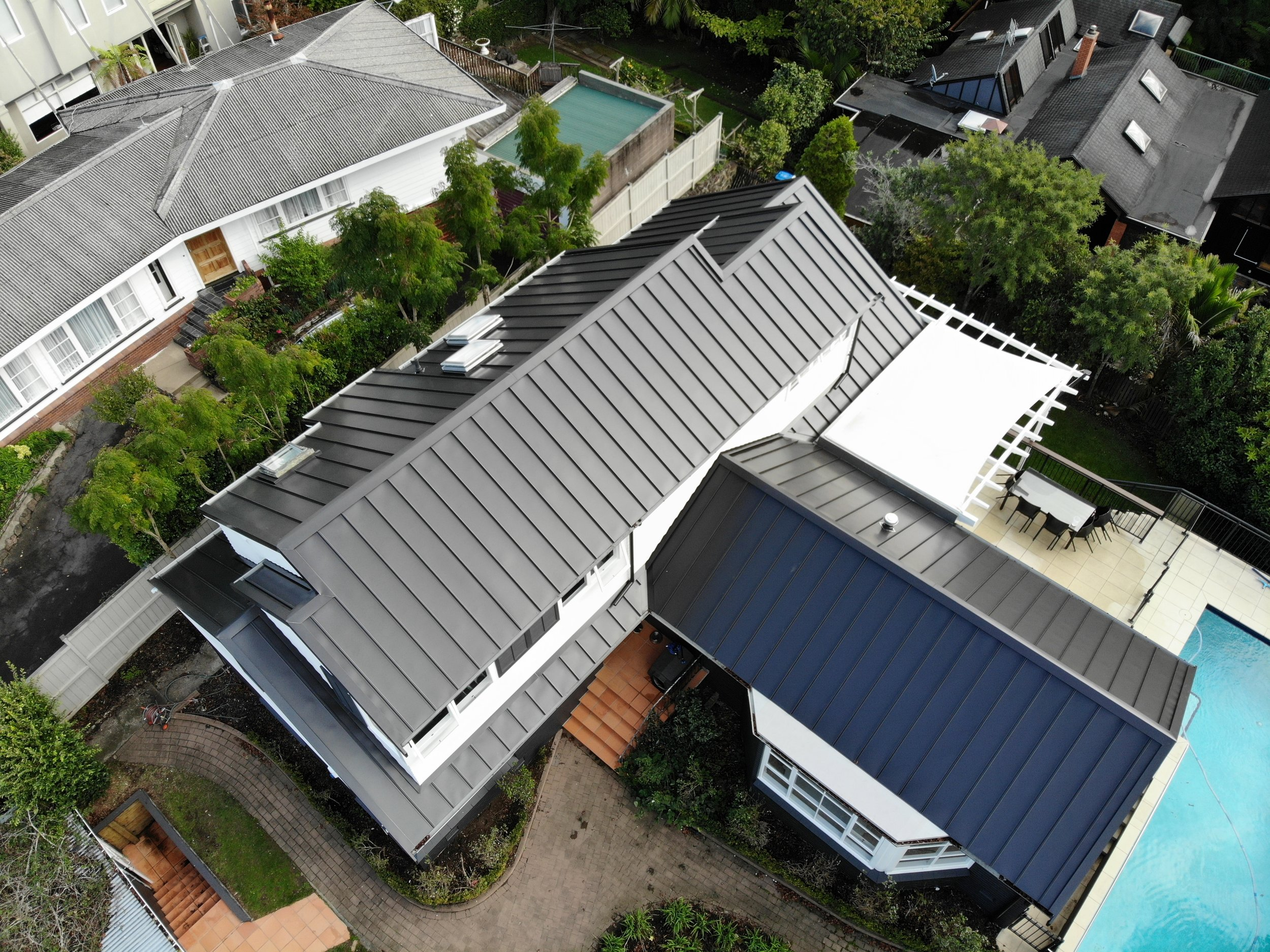 Residential Gallery Re Roof Auckland The Roofing Store