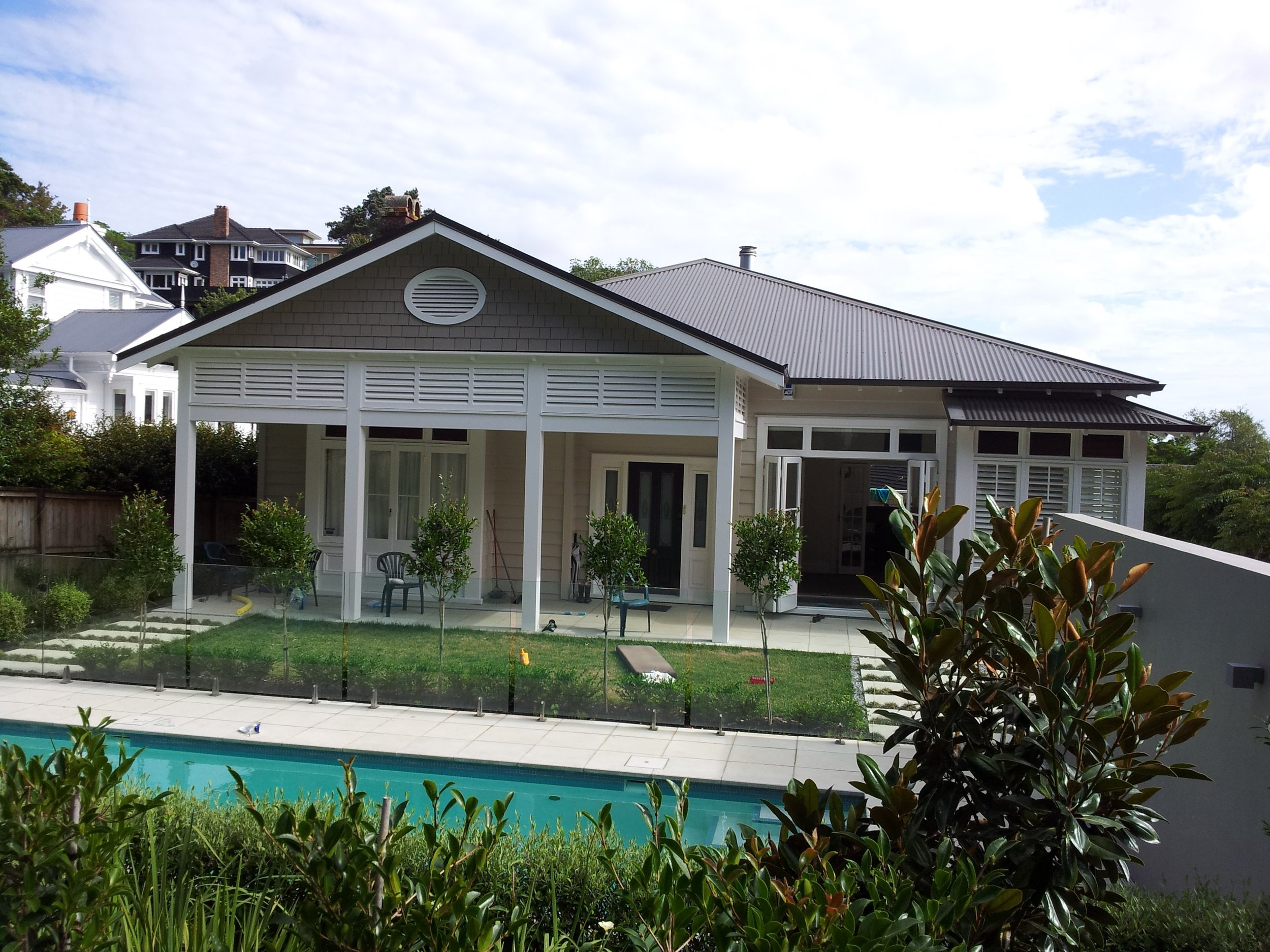 Residential Gallery Titirangi House The Roofing Store