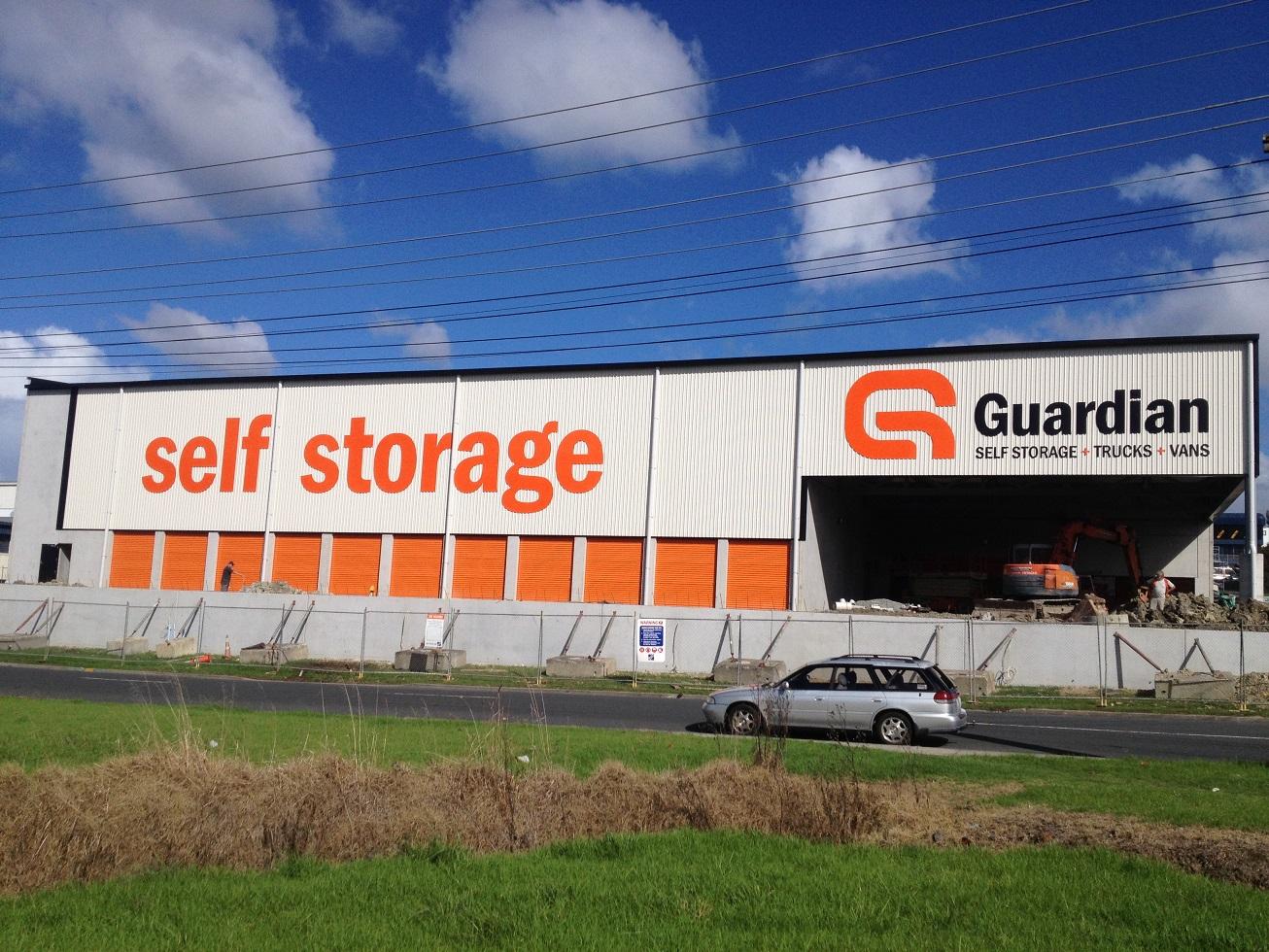 Guardian Storage -