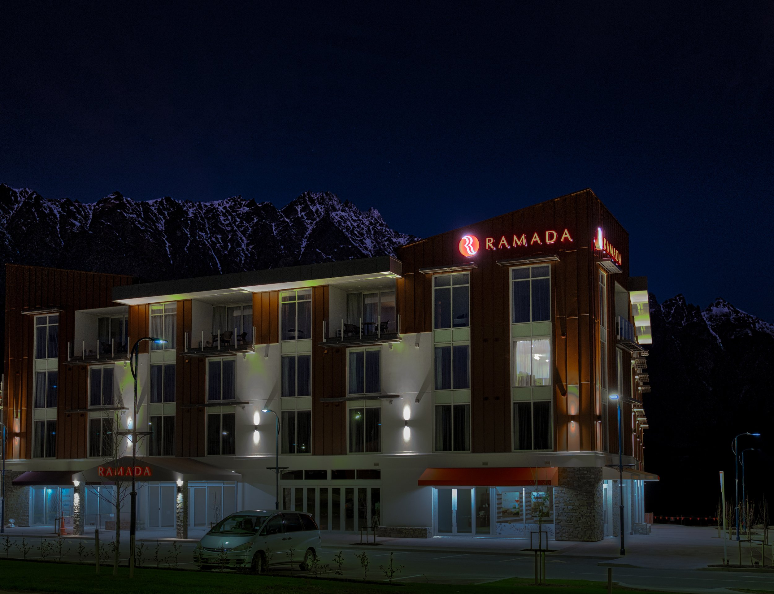Architectural Gallery Ramada Queenstown The Roofing Store