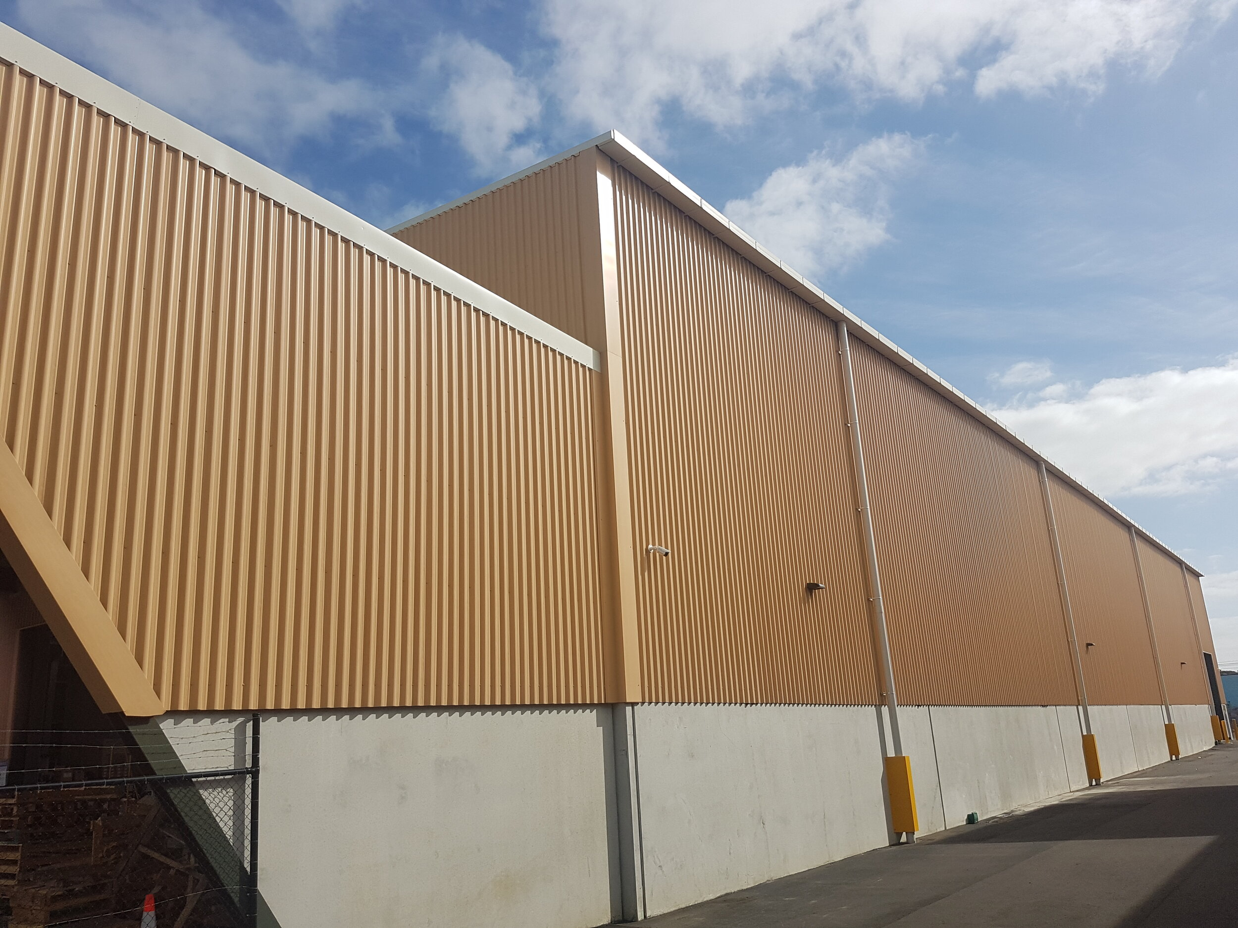 Commercial Gallery Trs Manukau The Roofing Store