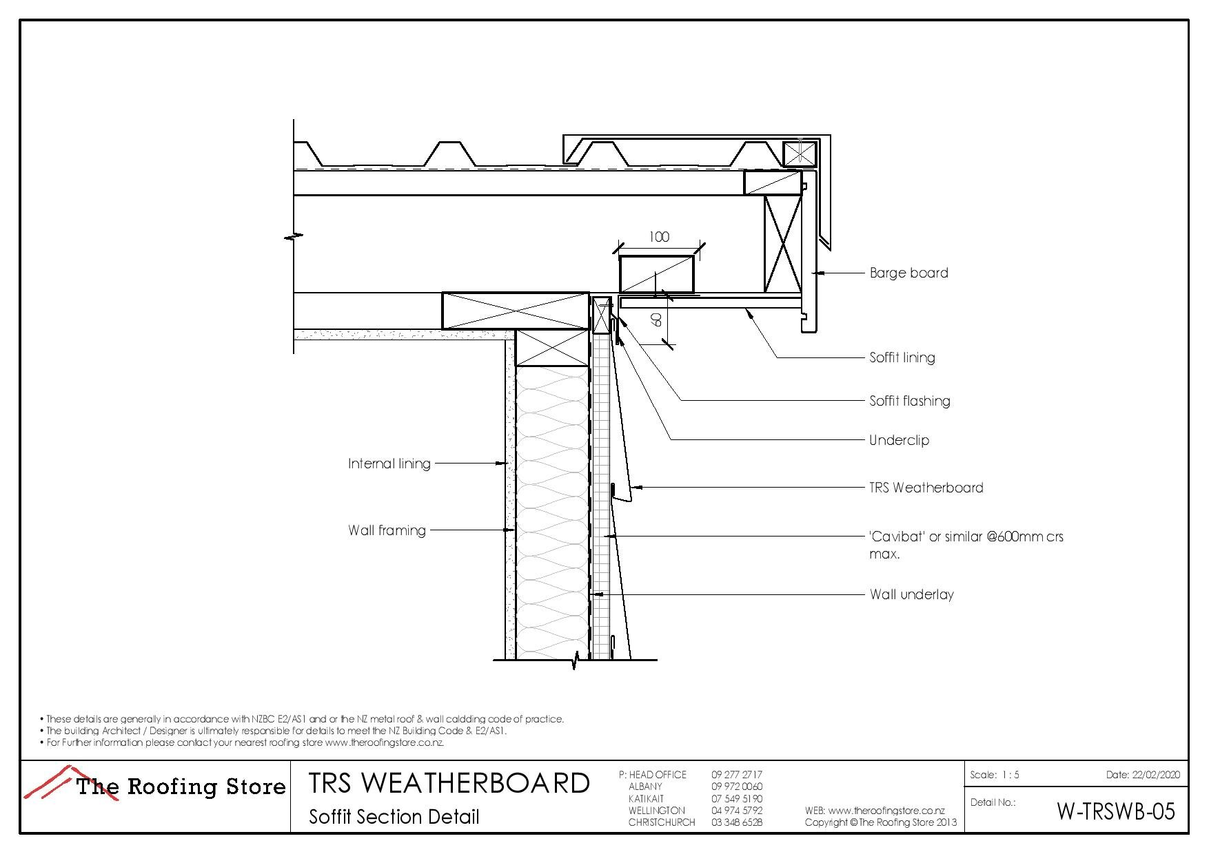 Cladding Weather Board The Roofing Store Best Roofing